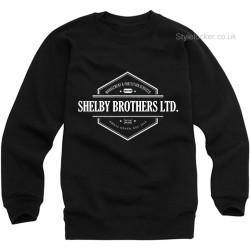 Peaky Blinders Shelby Brothers Ltd Sweatshirt