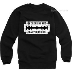 By The Order of The Peaky Blinders Sweatshirt