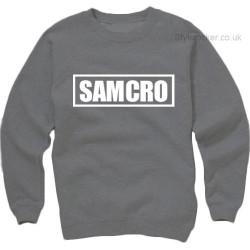 Sons of Anarchy Samcro Logo Sweatshirt
