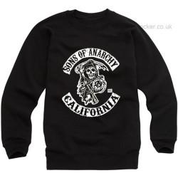 Sons of Anarchy California MC Sweatshirt