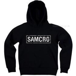 Sons of Anarchy Samcro Logo Hoodie