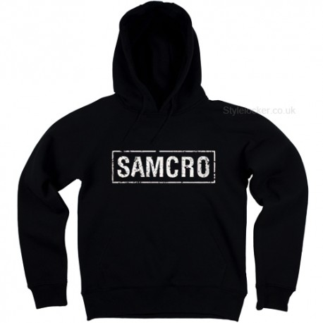 Sons of Anarchy Samcro Logo Hoodie