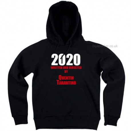2020 Directed by Quentin Tarantino hoodie