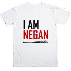 I am Negan T Shirt
