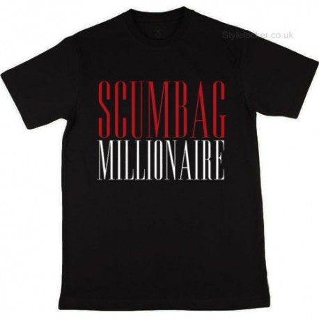 Scumbag Millionaire Scarface T-Shirt