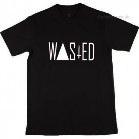 Wasted Youth Triangle T-Shirt